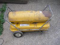 SPACE HEATER (diesel kero) 230v