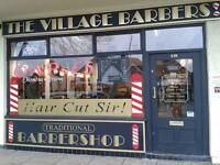 barber wanted part time lovely village location must be experienced and reliable