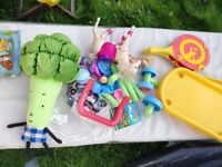 Free Toys Working Order Girls & Boys. Need A Clean as Stored in Shed. Collection Only
