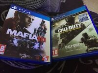 Call off duty infinite warfare & mafia