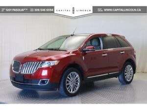 2014 Lincoln MKX AWD * Leather * Sunroof *