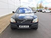 Volvo xc90 executive 2006 (black 183bhp) 109k