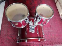 Yamaha Stage Custom Advantage Drum Kit with Cymbals