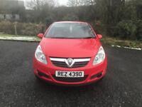 Vauxhall corsa 1.2 petrol * low miles *