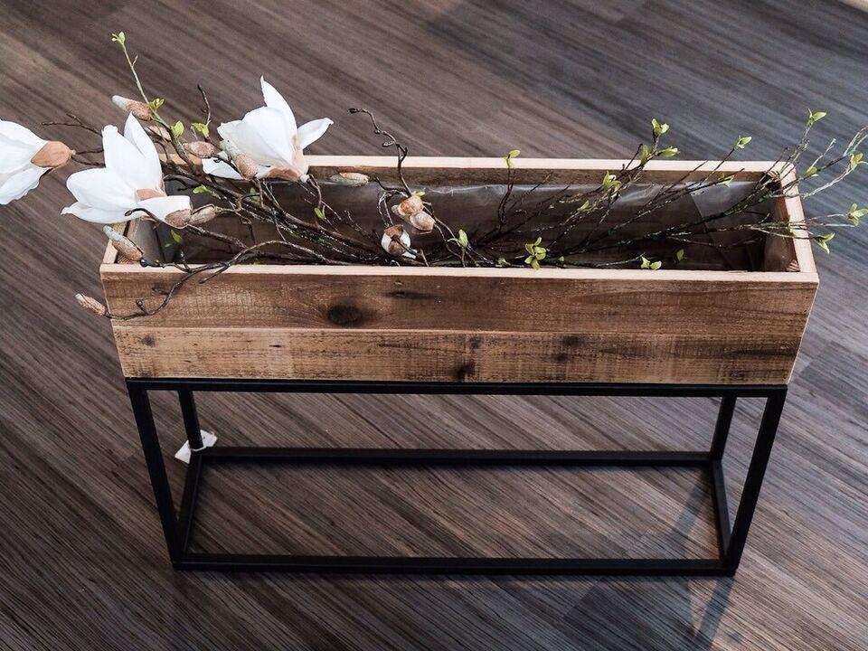 Holz Blumenkästen auf Metallständer NEU IN 3 Größen %% in Ottersberg