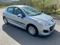 2011 PEUGEOT 207 S 5 DR🔥FREE WARRANTY!🔥TITAN SILVER!✅ONLY 88K!ford,vauxhall,audi,vw
