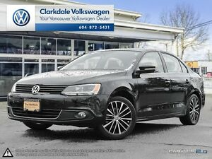 2014 JETTA HIGHLINE 1.8 TSI 6-SPEED AUTOMATIC