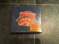 Travelling Wilburys Limited Edition 2xCD & 1 DVD Collection, sealed & numbered, blue