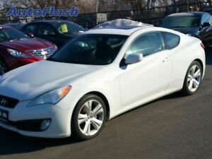 2011 Hyundai Genesis Coupe 2.0T Premium Turbo! * Cuir/Leather *