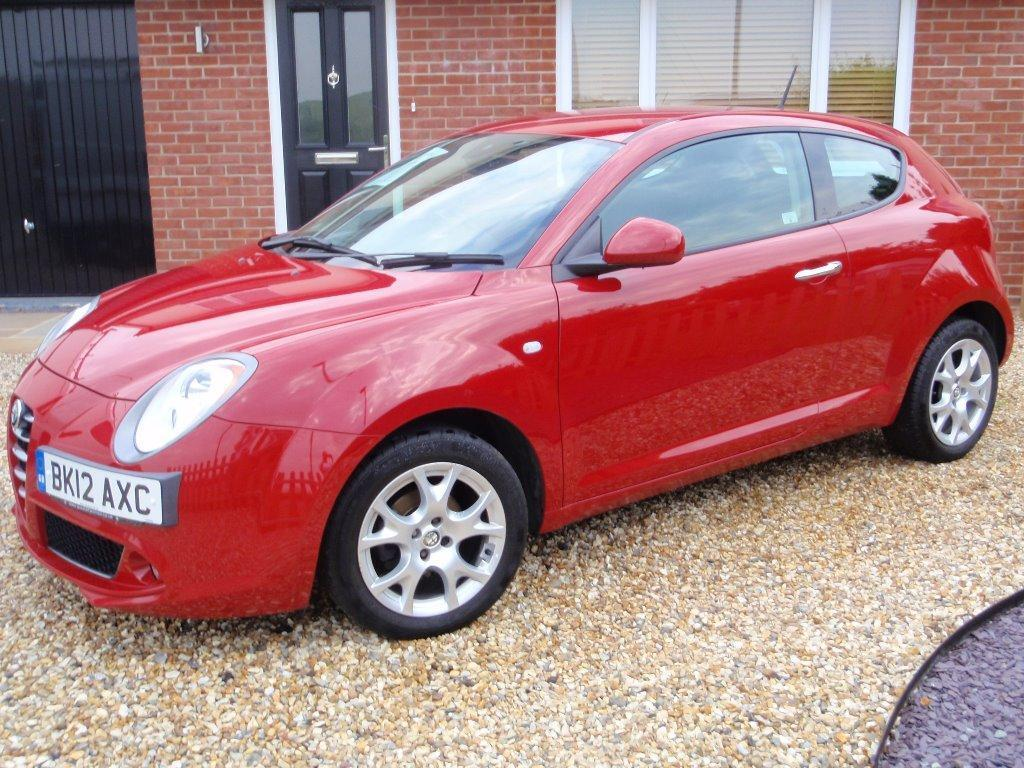 alfa romeo mito sprint 1 4 multiair 2012 in cambridge cambridgeshire gumtree. Black Bedroom Furniture Sets. Home Design Ideas