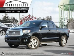 2013 Toyota Tundra Limited Double Cab 4WD