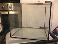 Aquarium tank cube