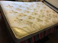 Kozee Sleep 'Cotswold' double mattress - Lovely Condition