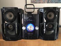 Panasonic Hi-Fi System SA-AKX52