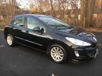 Peugeot 308 XLS 1.6 Hdi 2009 09 5 Door hatchback superb condition inside out FINANCE AVAILABLE *