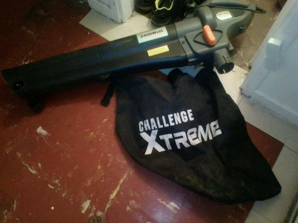 Challenge blower/hoover