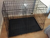 Dog/Puppy Cage Crate for Car or Home