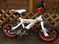 """14"""" Kids Bike - Avigo Ninjatec"""