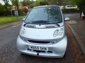 Smart BRABUS Fortwo - RARE sought after Coupe in SILVER