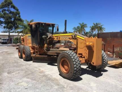Earthmoving Auction, Grader, Excavator, L/Loader, Trucks, Vehicle