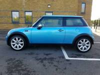2005 Mini cooper 1.6 petrol manual
