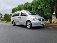 Mercedes-Benz Vito 3.0 122CDI Traveliner LWB Bus 5dr (8 Seats)