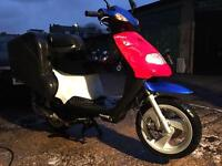 TGB Delivery 125 2015 low miles for sale £1250