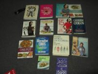 26 assorted books all in good clean condition,see pics for titles a bargain at £18.00