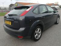 FORD FOCUS 1.8 DIESEL IN TOP CONDITION. LONG MOT. ALL PREVIOUS MOT AVAILABLE. 2 PREVIOUS OWNERS