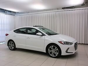 2017 Hyundai Elantra GLS SEDAN w/ BACK-UP CAM, HEATED SEATS, ALL