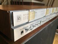 Bang & Olufsen vintage 1970's BeoMaster 3000 Tuner/Amplifier & 2 x BeoVox 3800 Passive Loudspeakers