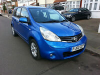 Nissan NOTE 1.6 Acenta . Automatic .2011 . 5dr