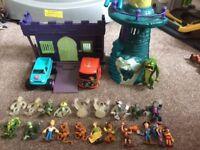 Scooby do toy bundle