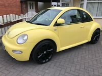 Vw beetle 2.0 Automatic! Stunning looks! Not Clio polo is corsa