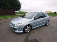 Peugeot 206 XSI HDI Sport 2.0 Diesel FSH LOWERED