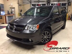 2017 Dodge Grand Caravan SXT PREMIUM PLUS*PORTES&HAYON ?LEC*DVD*