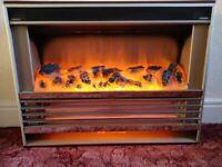 3 bar electric fire