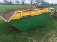 skip 8 yard skip for sale £250