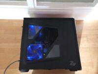 Custom Gaming PC AMD FX 6300 3.5ghz Six-Core Processor 2GB Graphics Card 8GB RAM 500GB HDD Blue Led