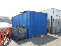 FOR SALE - 20ft SHIPPING CONTAINER