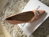 NEW!! DOROTHY PERKINS WIDE FIT OCCASION SHOES 7