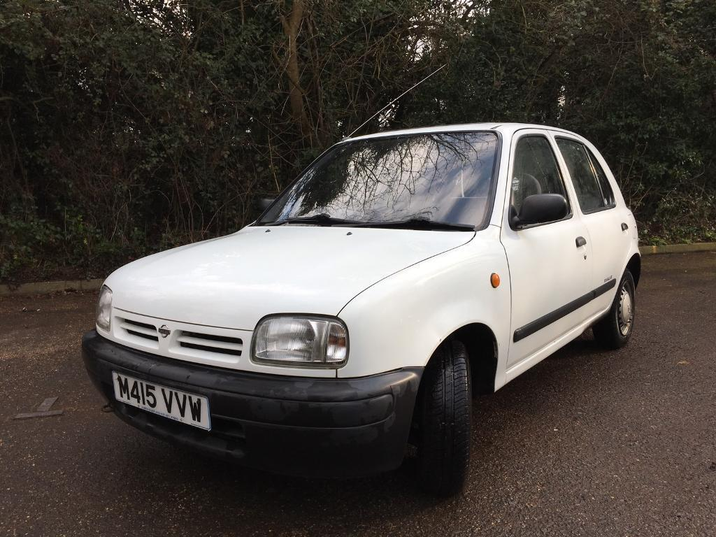 nissan micra 1 0 automatic in cambridge cambridgeshire gumtree. Black Bedroom Furniture Sets. Home Design Ideas