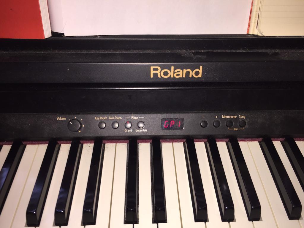 Roland RP301 digital piano (home)