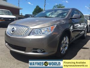 2010 Buick LaCrosse CXL **LEATHER * AWD**