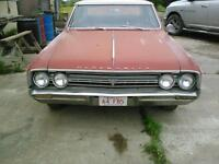64 Olds cutlass for sale