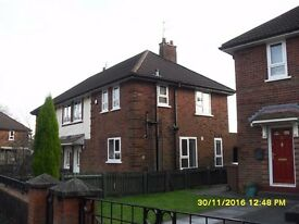 3 Bedroom Semi in Rochdale refurbished available now no chain £100K