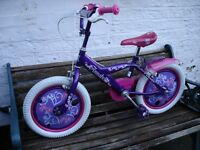 """16"""" Annabelle Girls Bicycle"""