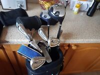 Golf Clubs Trilogy