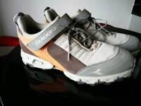 Diadorra MTB SPD Shoes (clip in to your pedals)