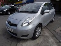 """TOYOTA YARIS 1.3 TR """"CAT D"""" PART EXCHANGE TO CLEAR 53000 MILES!!!!"""